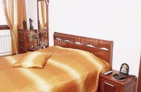 легло модел Милано с размер на матрака 144/190 цена 670лв.Нощни шкафчета по 190лв.Гардероб цена 2000лева.