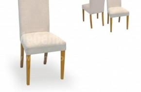 Троянски стол направен от букова дървесина. Предлага се в различни дамаски и цветове